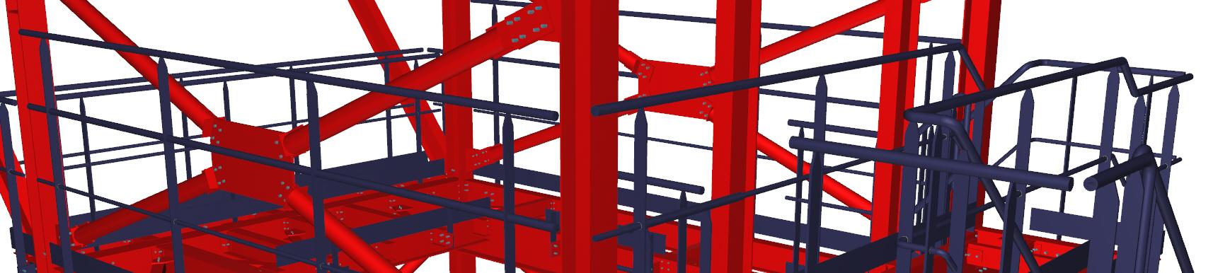 Lesage Ingenierie Bureau D Etudes Conception Structures Metalliques